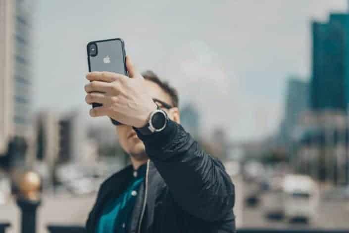 ¿Eres fanático de los 'selfies'?.jpg