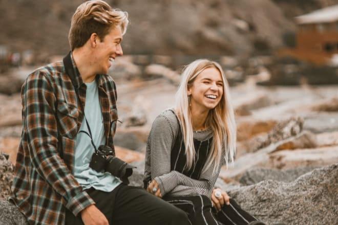 Par pasar un buen rato al aire libre - preguntas divertidas para conocer realmente bien a alguien